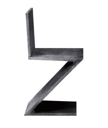 chaise zig zag zig zag chair mobilier int rieurs. Black Bedroom Furniture Sets. Home Design Ideas