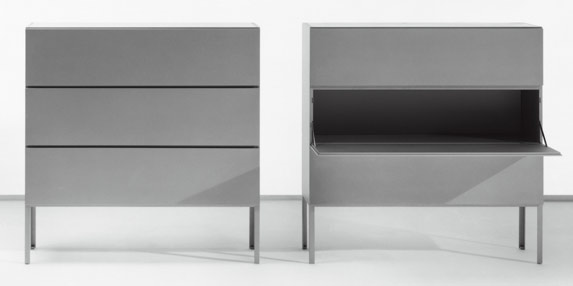 Less biblioth que mobilier int rieurs for Minimalisme rangement