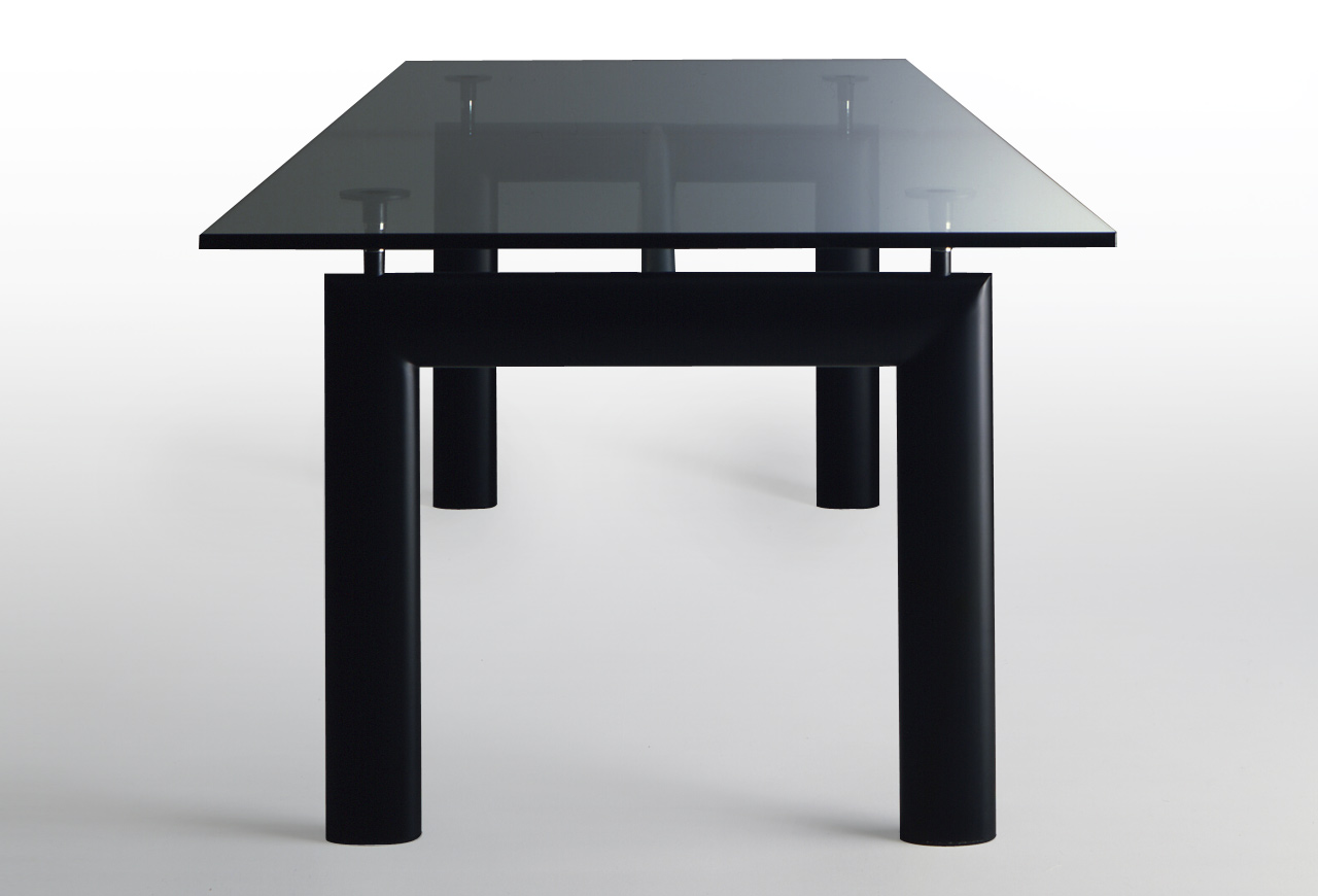 table lc6 mobilier int rieurs. Black Bedroom Furniture Sets. Home Design Ideas