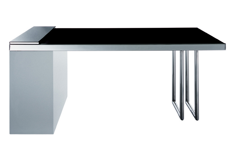 Table 513 ospite mobilier int rieurs - Bureau charlotte perriand ...