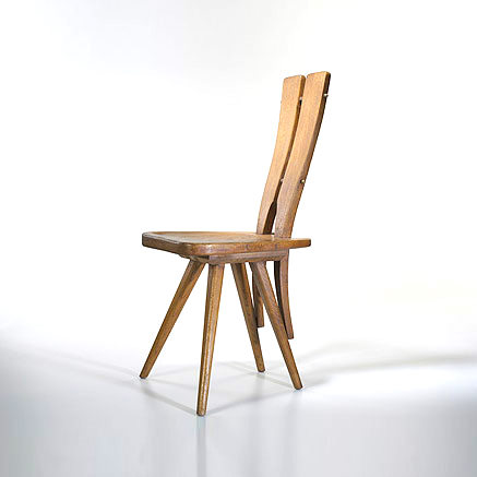 Chaise bois mobilier int rieurs for Chaise en bois design