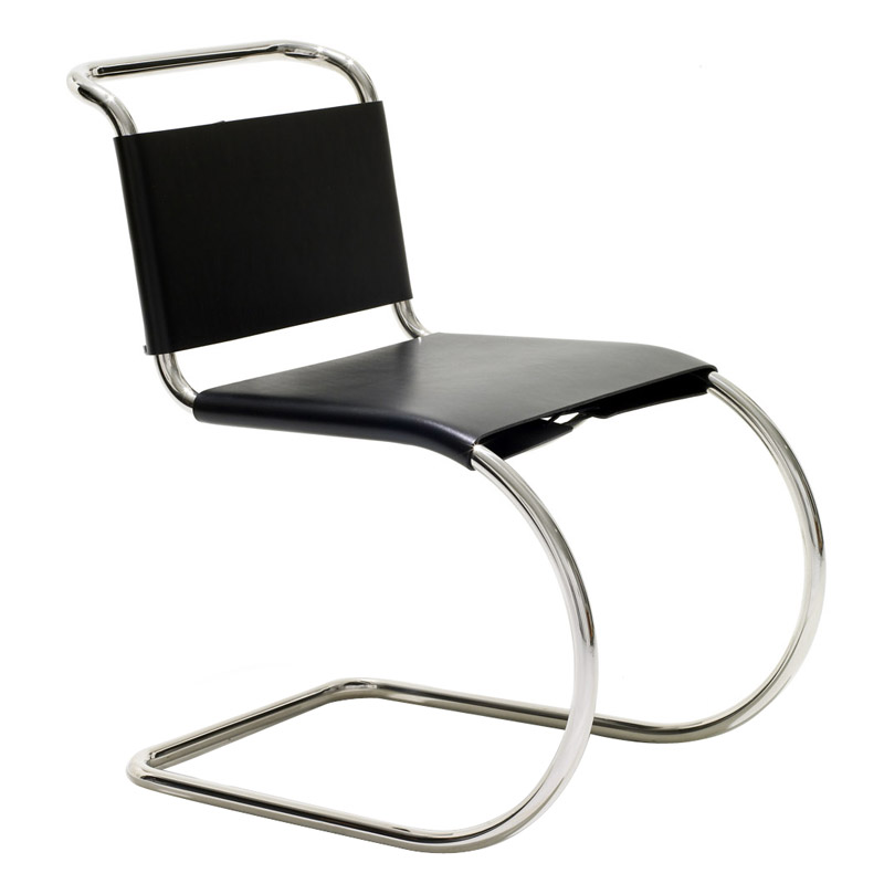 Chaise mr mobilier int rieurs - Chaise mies van der rohe ...