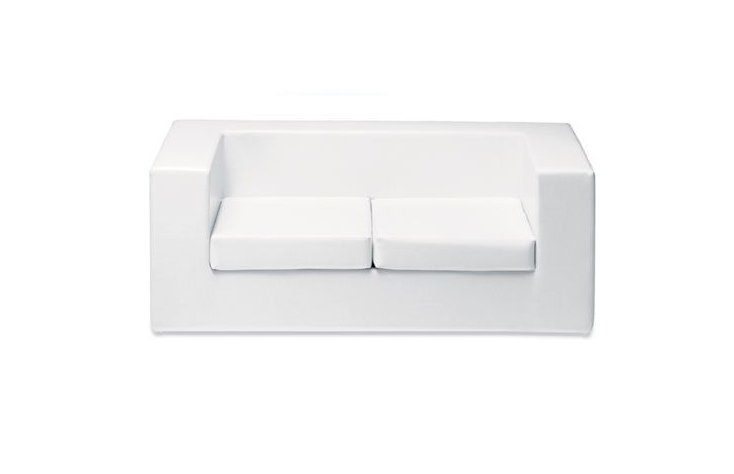 Canape throw away zanotta 2 mobilier int rieurs for Canape willy
