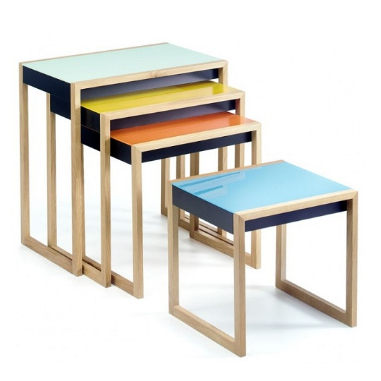 Tables gigognes mobilier int rieurs - Tables gigognes design ...