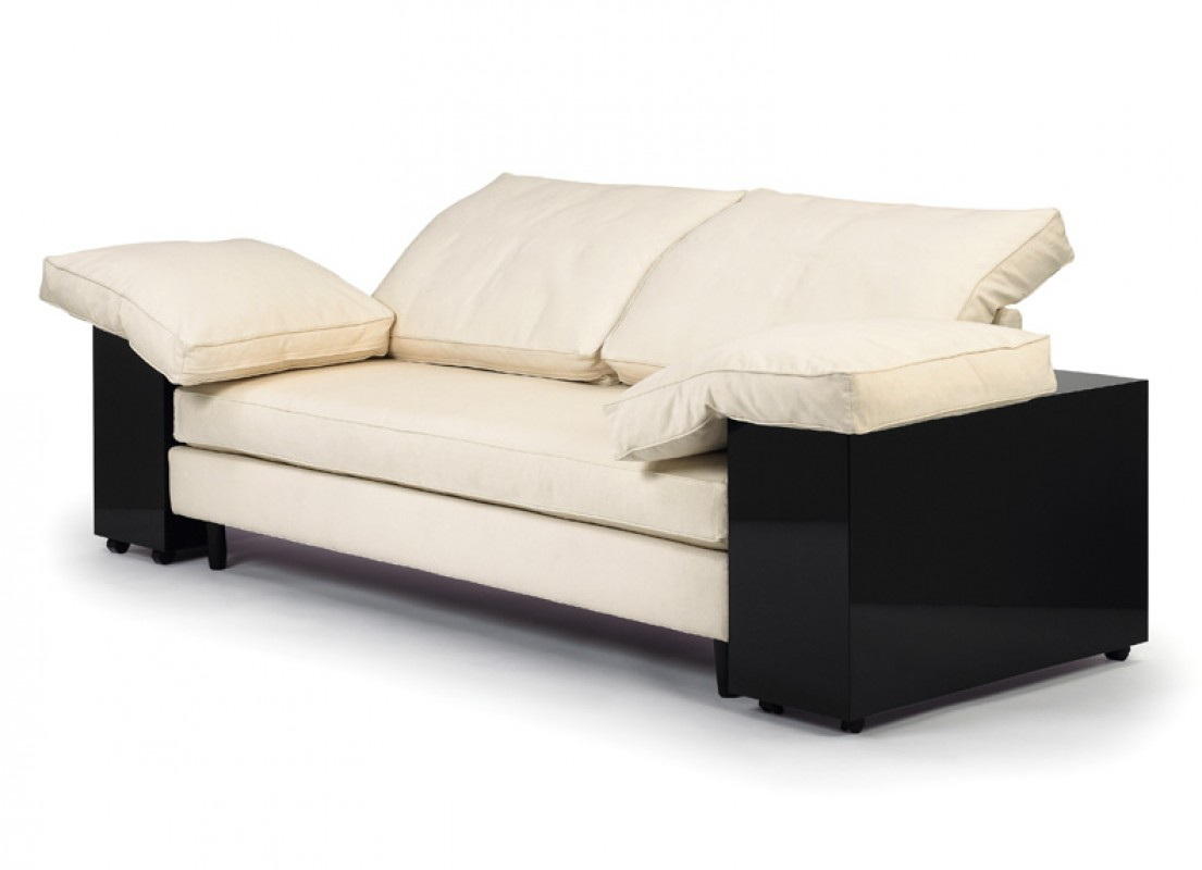sofa lota eileen gray mobilier int rieurs. Black Bedroom Furniture Sets. Home Design Ideas
