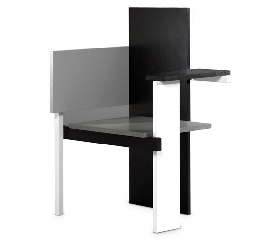 chaise berlin rietveld art zoo. Black Bedroom Furniture Sets. Home Design Ideas